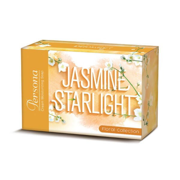 Persona Cream Moisturizing Soap – Jasmine Starlight