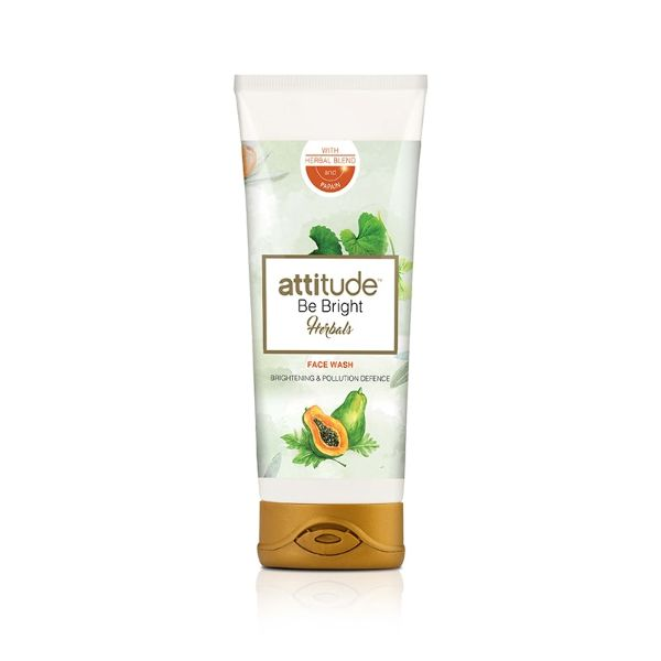 attitude™ Be Bright Herbals Face Wash