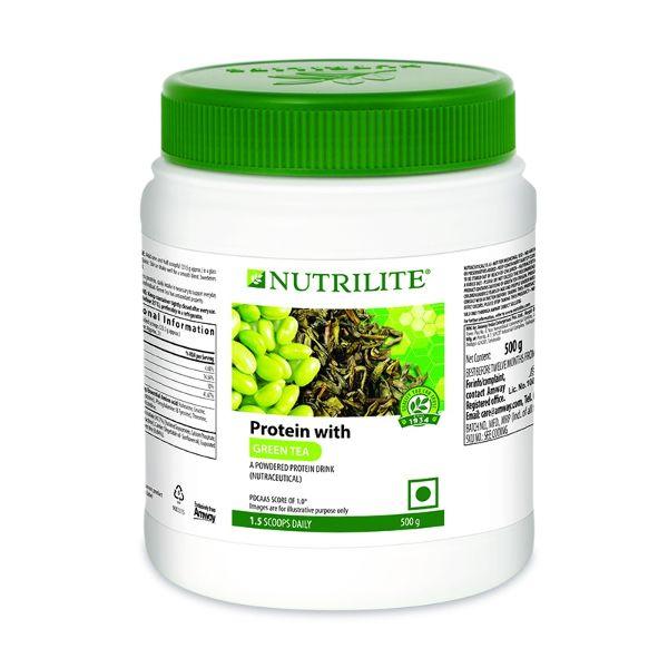 NUTRILITE® Protein with Green Tea