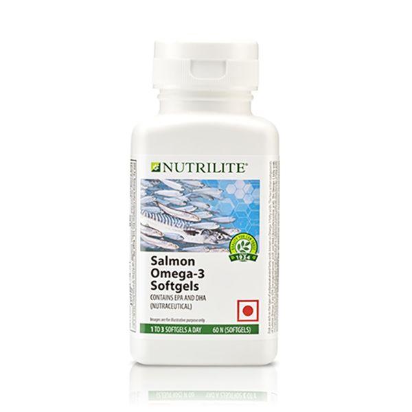 NUTRILITE® Salmon Omega-3 Softgels