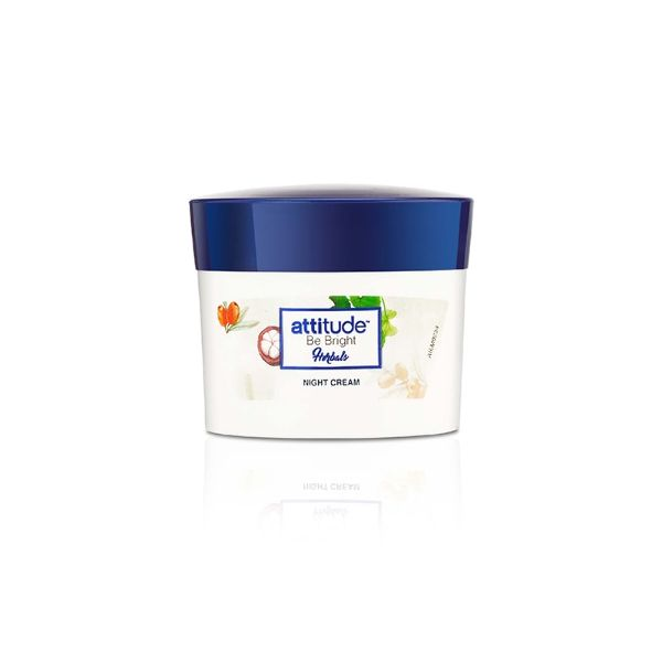 attitude™ Be Bright Herbals Night Cream